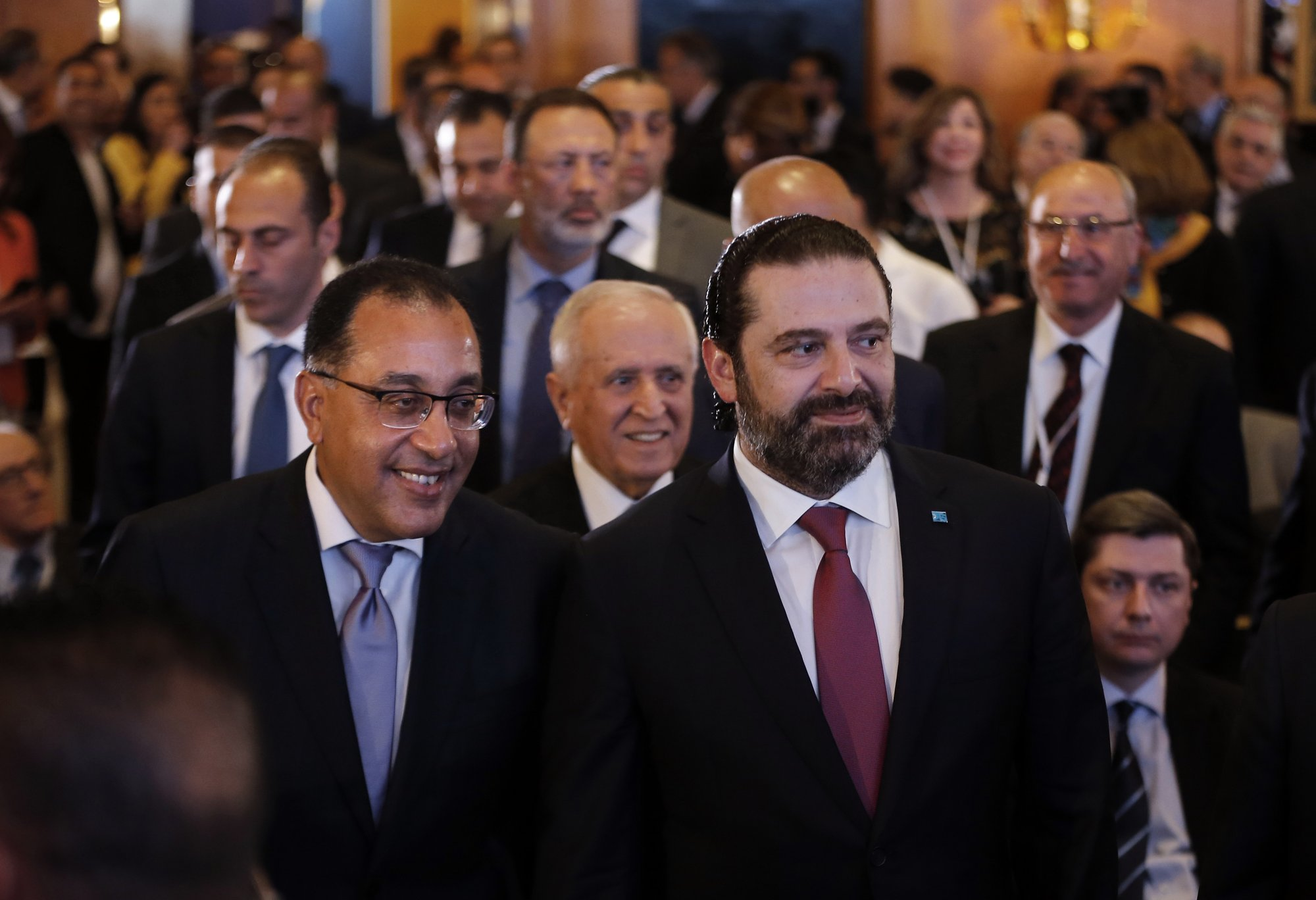 PM: Lebanon should learn from Egypt's economic development