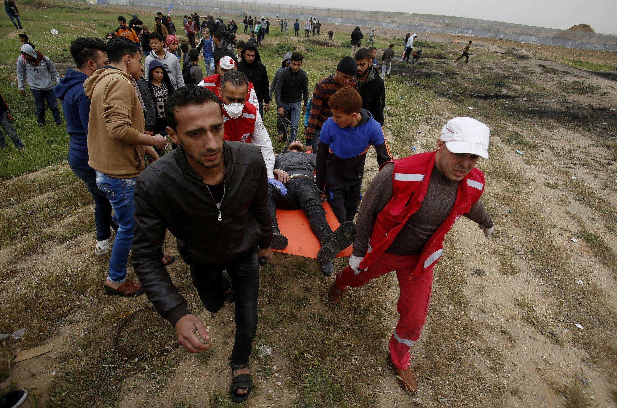 You incorrect gaza israel pull strip