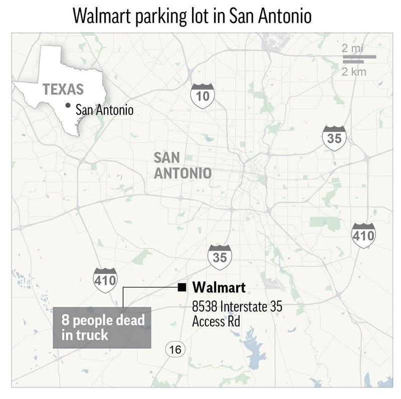 TX TRUCK DEATHS