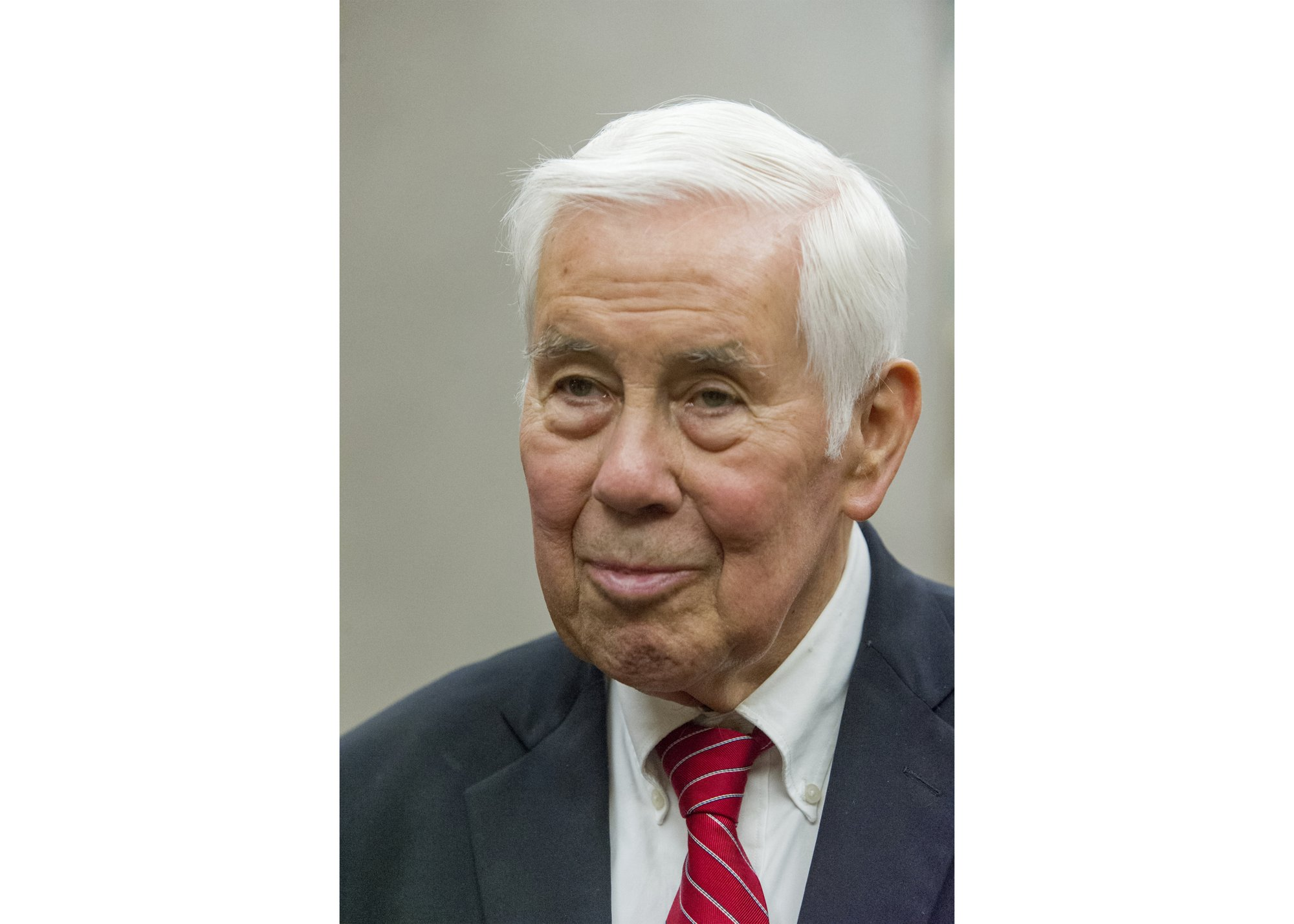 Former GOP Indiana Sen. Richard Lugar dies at 87
