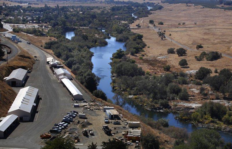 Friant Dam