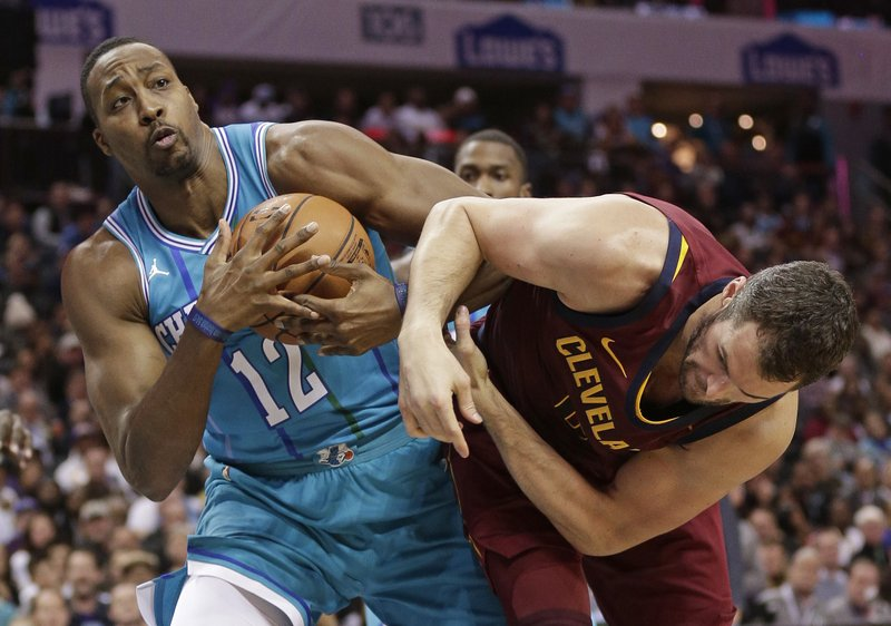 Dwight Howard, Kevin Love