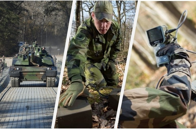 From Upgraded Bridging Systems to an Extended Range of Surveillance and Cybersecurity Solutions: CNIM's Latest Innovations for the Armed Forces