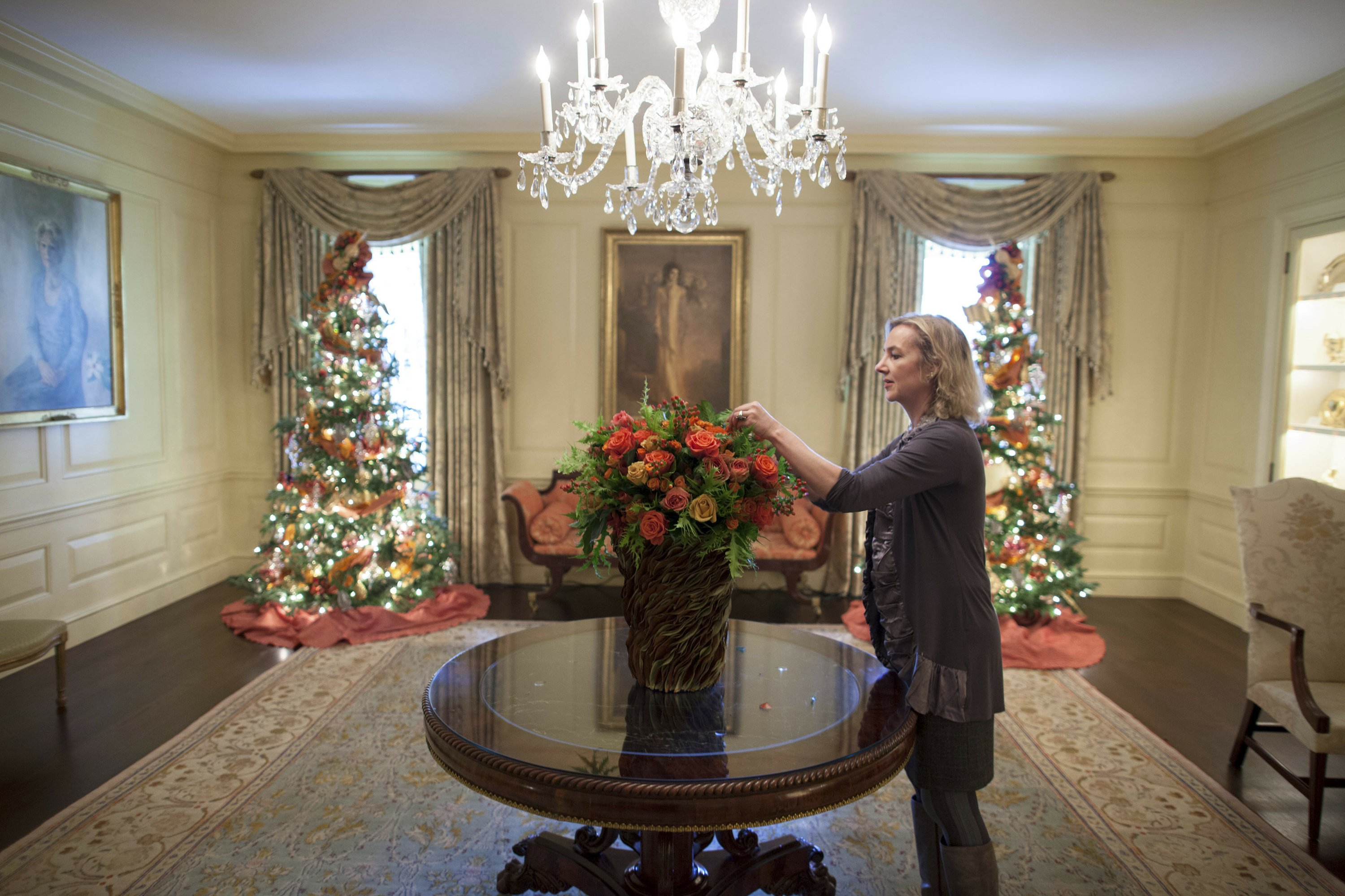 Floral Diplomacy: life as a White House floral designer