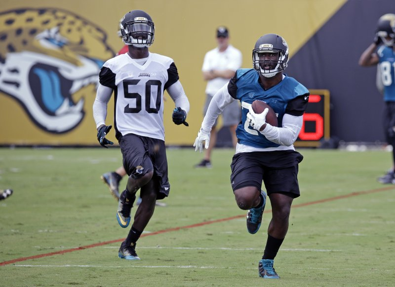 Leonard Fournette, Telvin Smith
