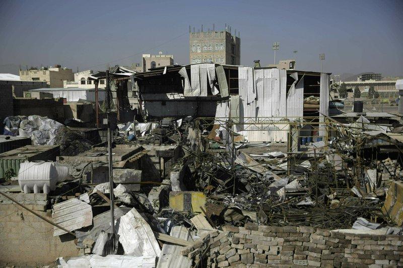 Guerra En Yemen Ha Retrasado 20 Años El Desarrollo Del País