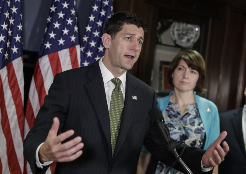 Paul Ryan, Cathy McMorris Rodgers