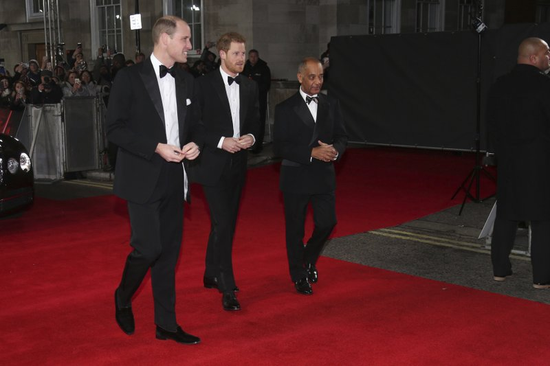 Prince William, Prince Harry,