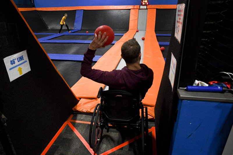 Pleasant Grove man stays active after paralyzing accident 04