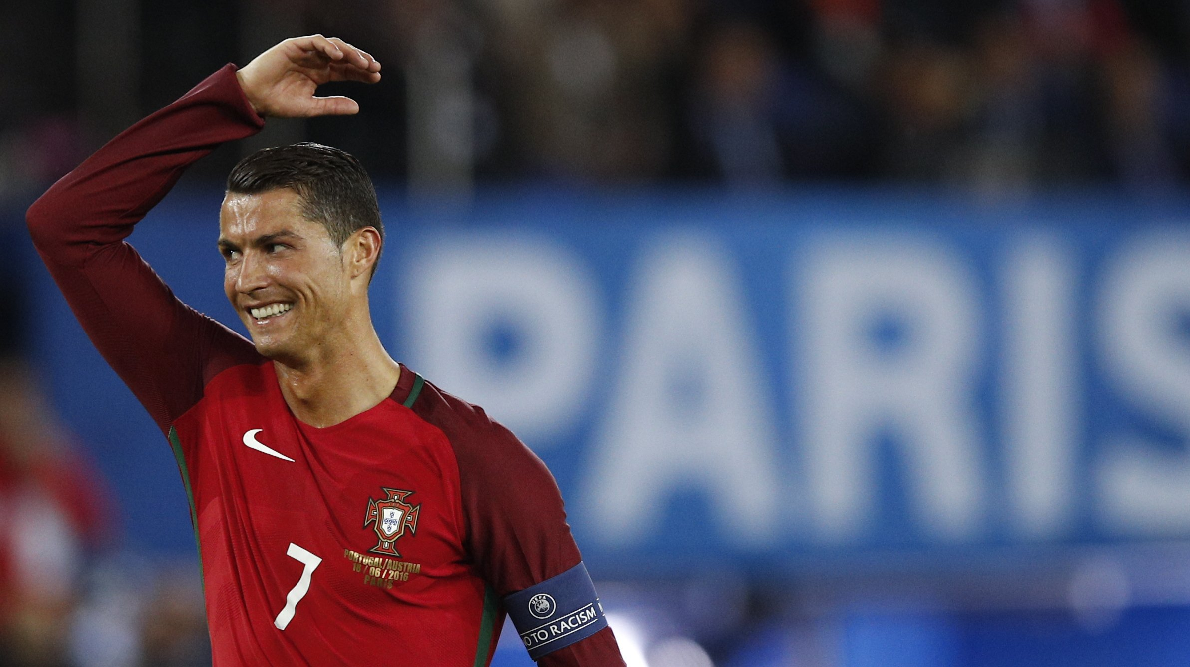 Heartbreak for Ronaldo, Iceland at Euro 2016