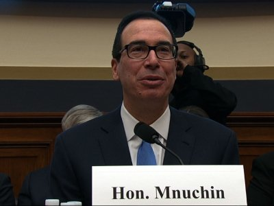 Mnuchin Not Overly Concerned About Markets