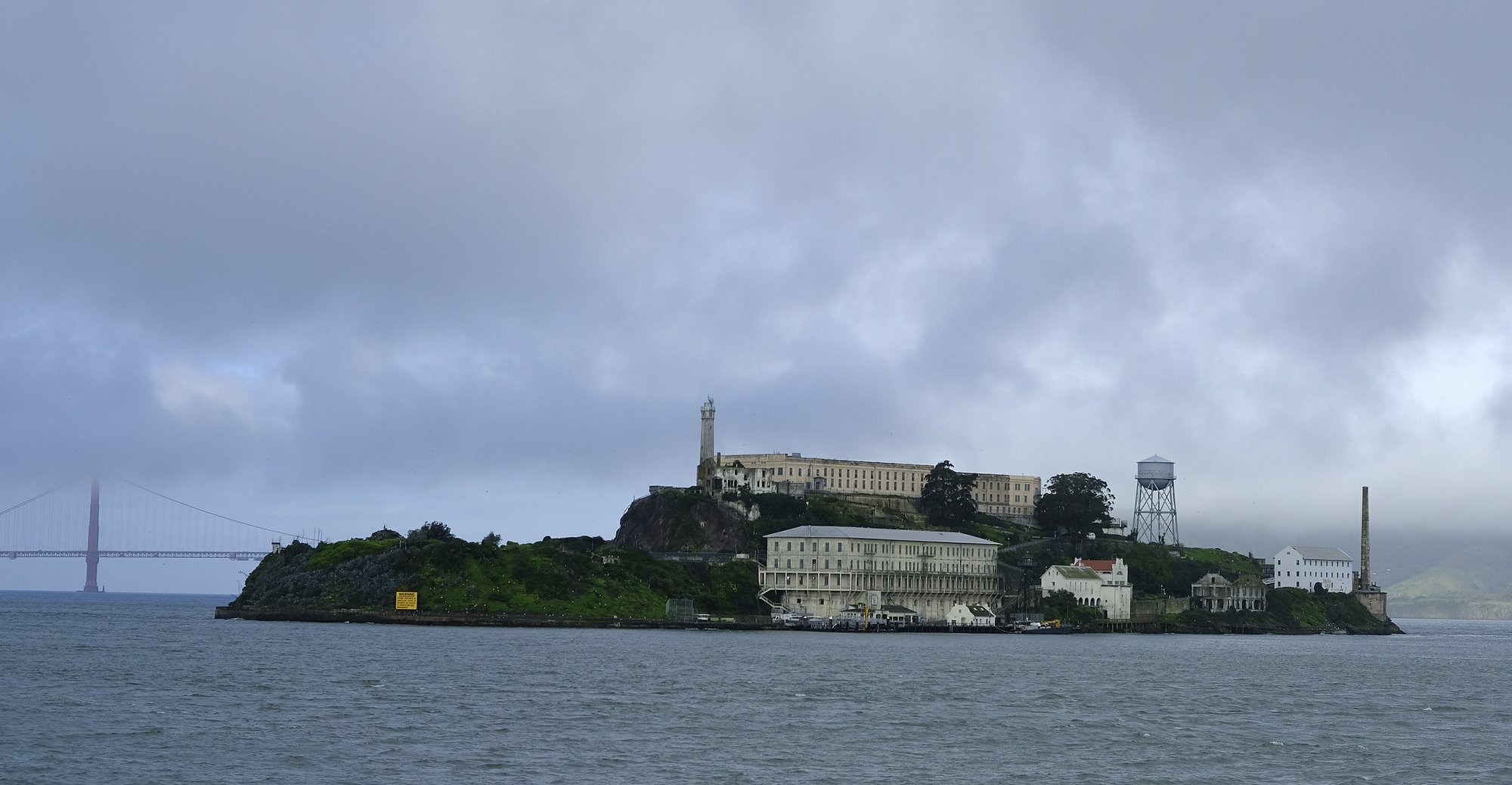 Archeologists find hidden tunnels below Alcatraz prison - image on https://alldesingideas.com