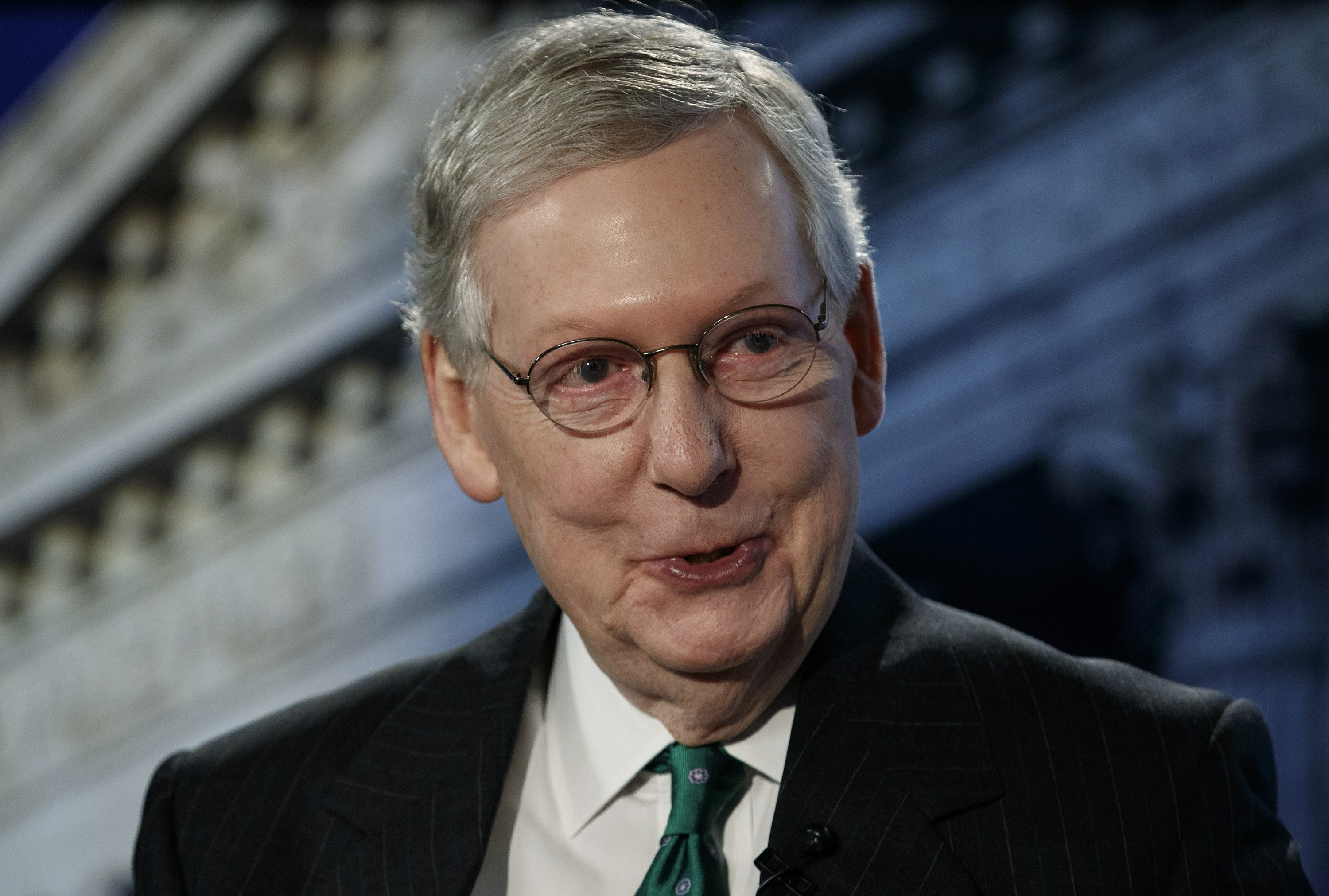 Watch Mitch McConnell: Nobodys going to beat Lisa Murkowski in Alaska video