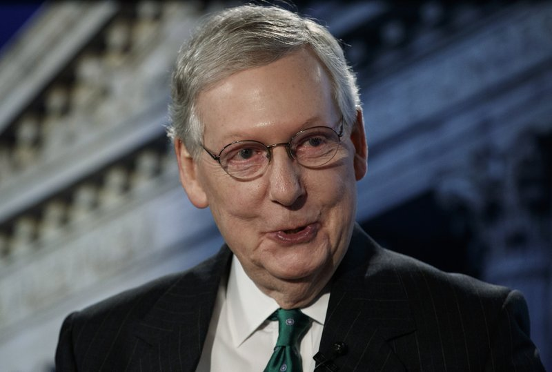 McConnell Shepherds Through 15 More Judges, Senate Packs Up Until Midterms