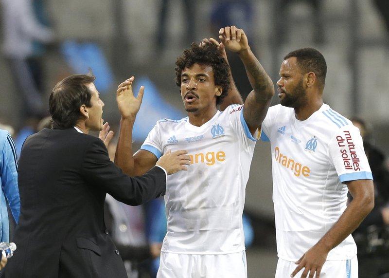 Luiz Gustavo Dias, Jorge Pires da Fonseca Rolando, Rudi Garcia