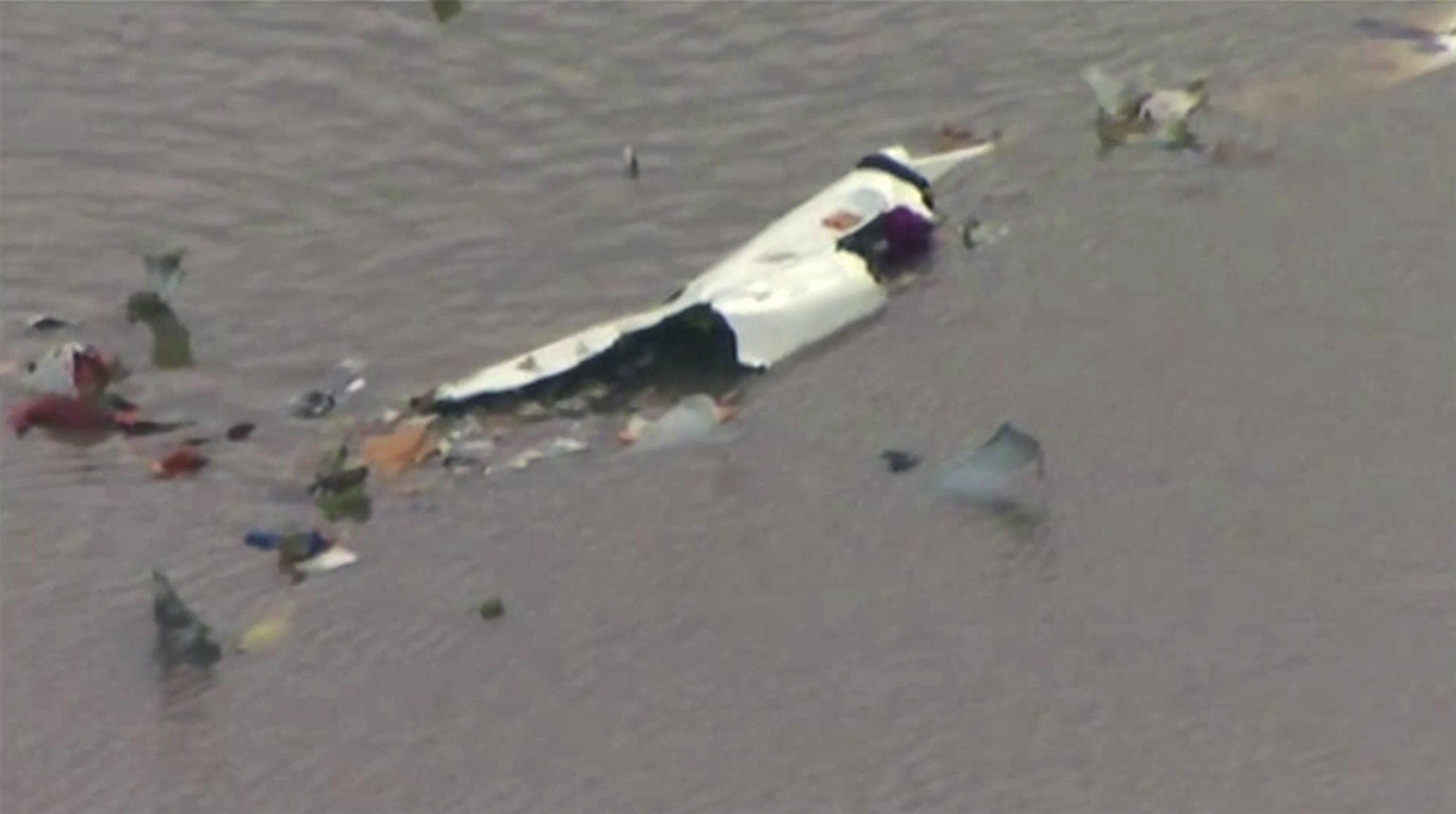 Sheriff 2 Bodies Recovered From Texas Plane Crash Site
