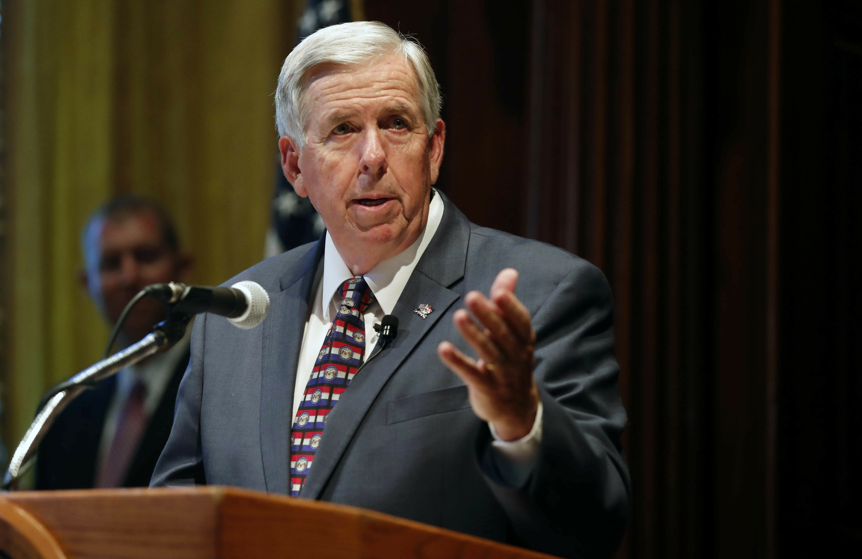 Parson to announce attorney general to replace Hawley