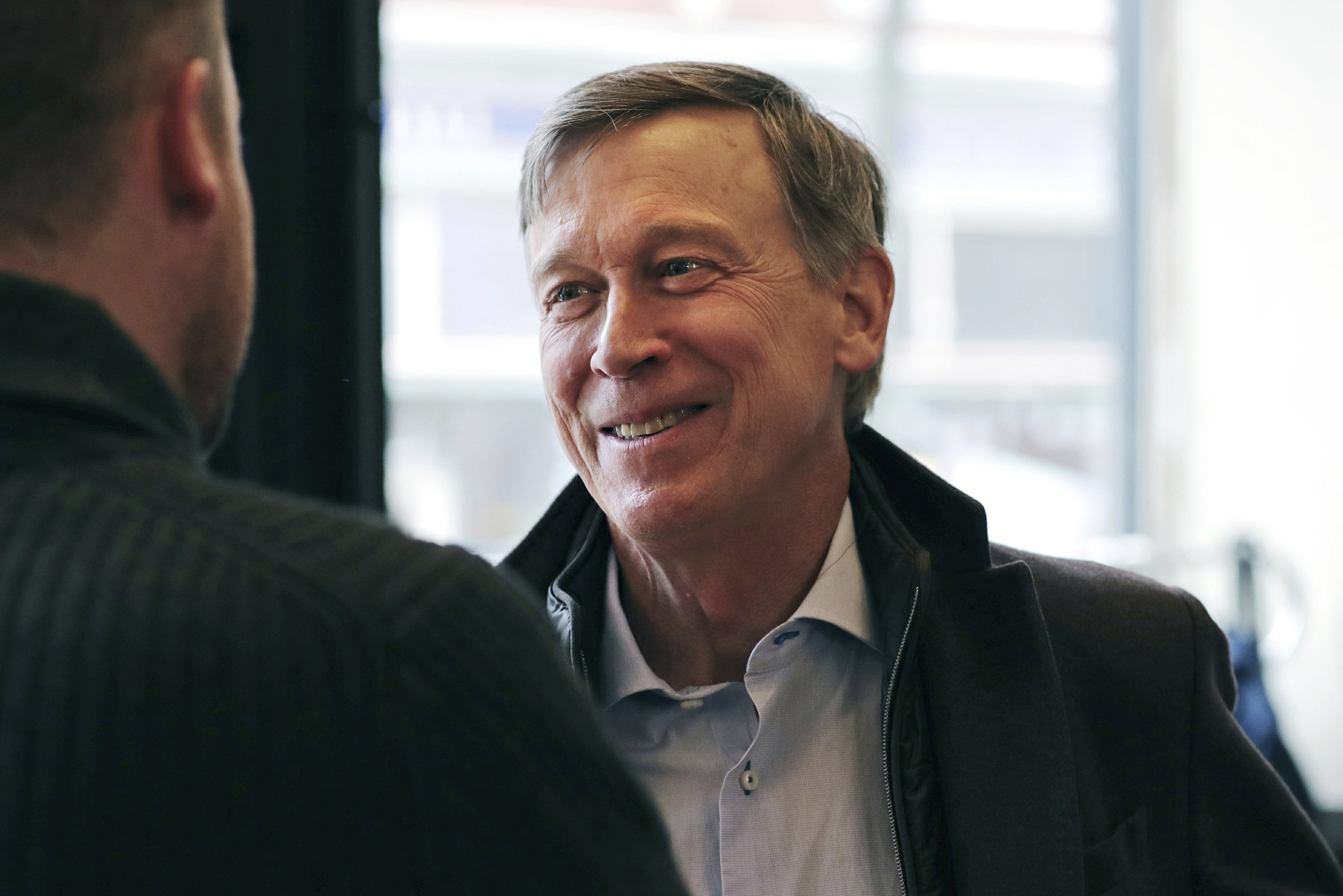 Hickenlooper proposing staggered federal minimum wage hikes