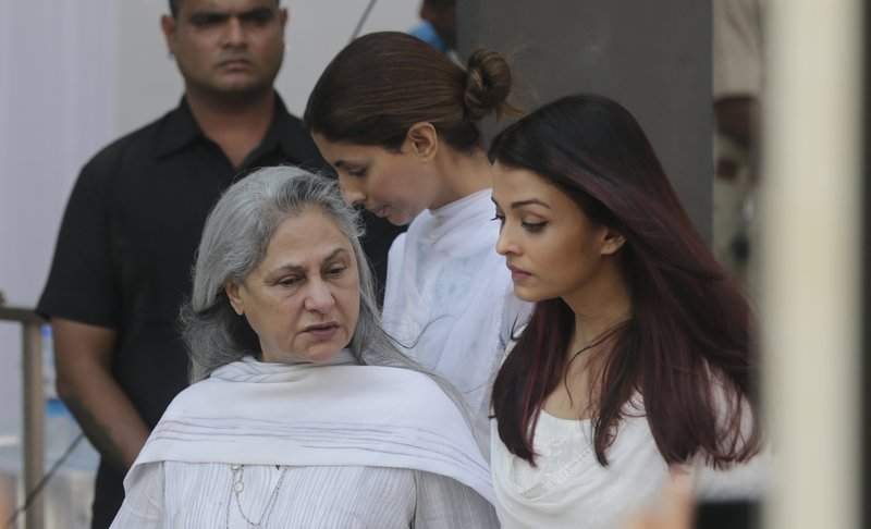 Aishwarya Rai, Jaya Bachchan
