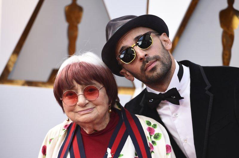 Agnes Varda, JR