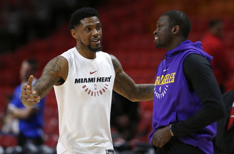 Luol Deng, Udonis Haslem