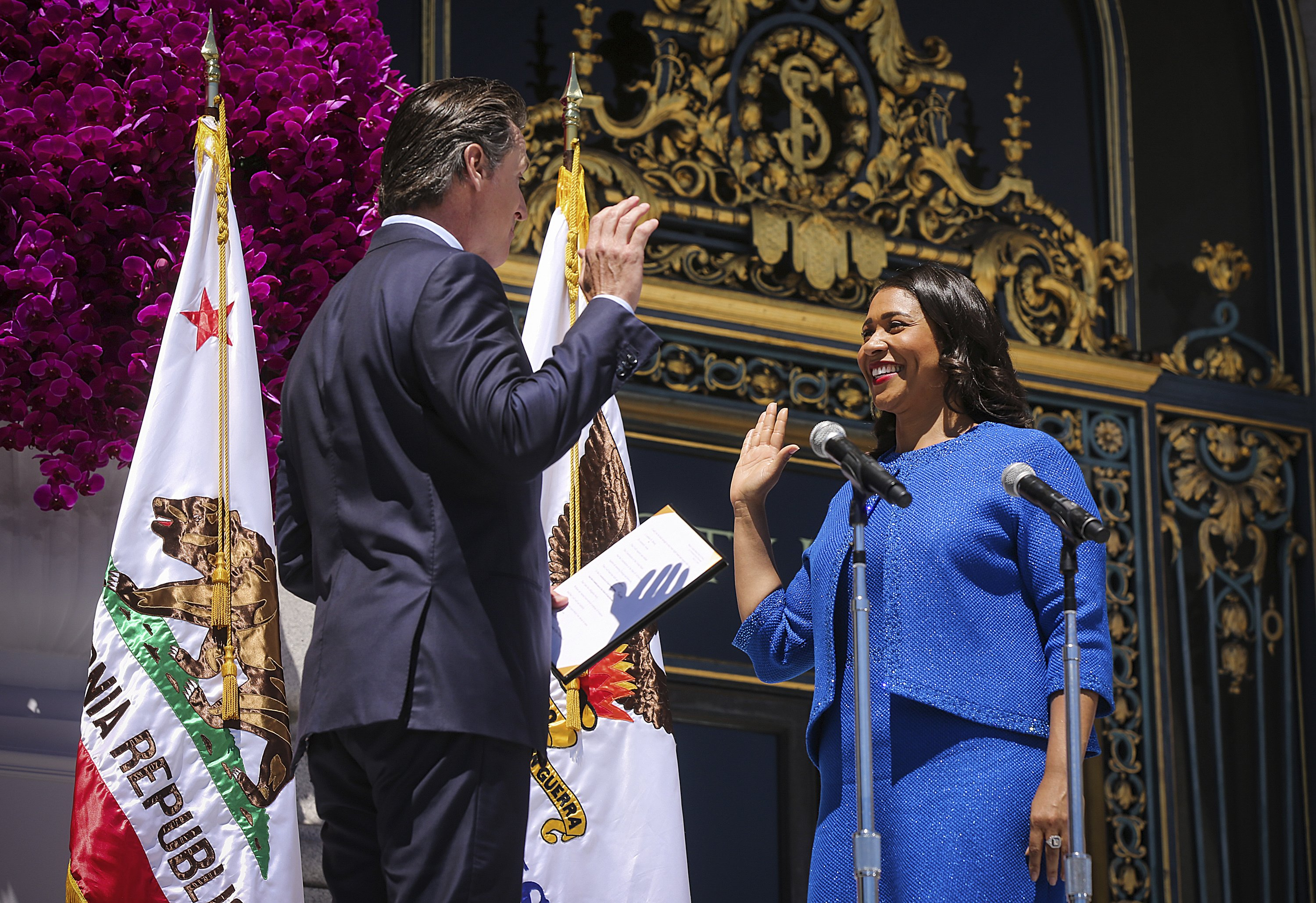 New San Francisco mayor vows to leave no resident behind