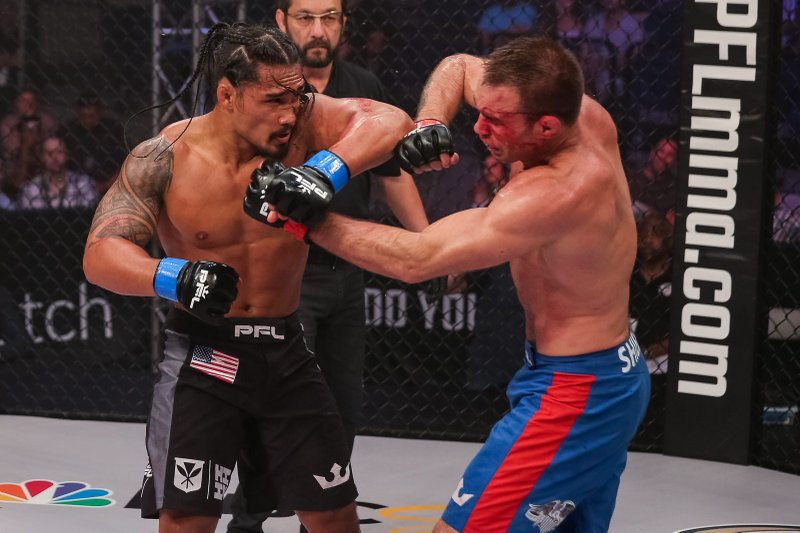 Professional Fighters League (PFL) Brings Fireworks and Upsets to Washington, D.C. During Third Regular Season Event