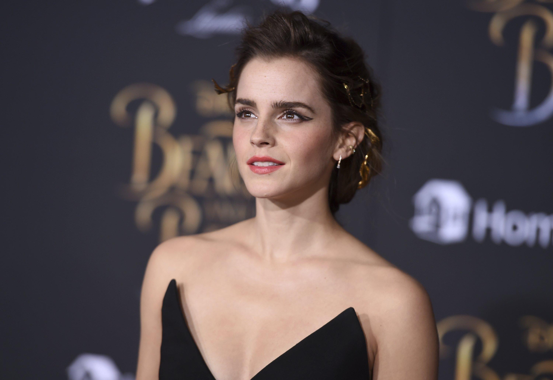 Emma Watson hits back at critics of provocative photo shoot