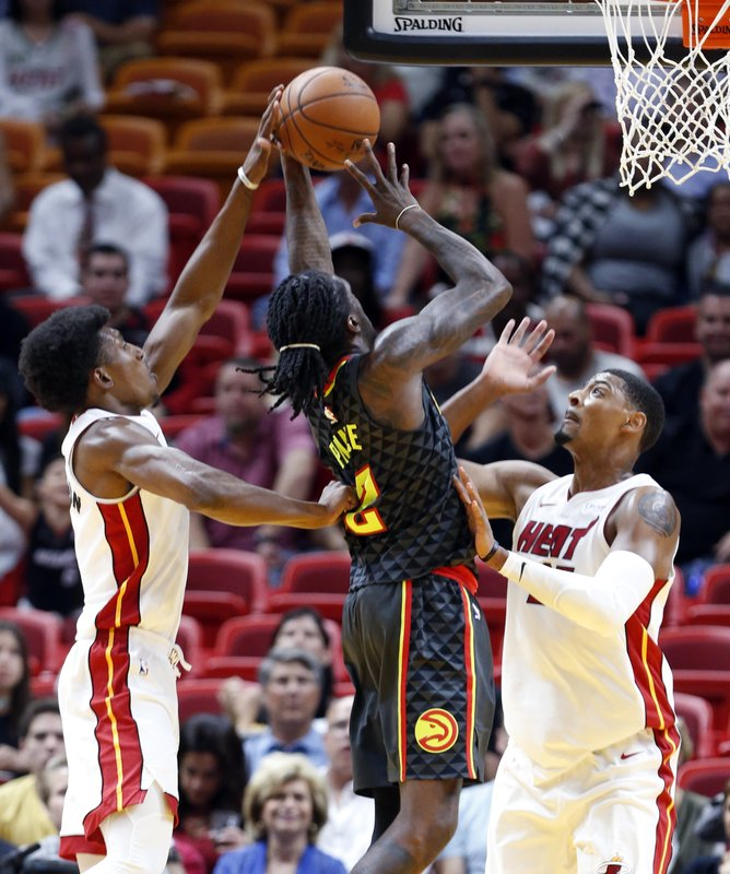 Josh Richardson, Jordan Mickey, Taurean Prince