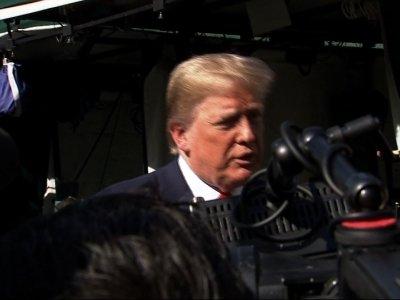 Trump Talks Manafort, Cohen, Immigrant Children