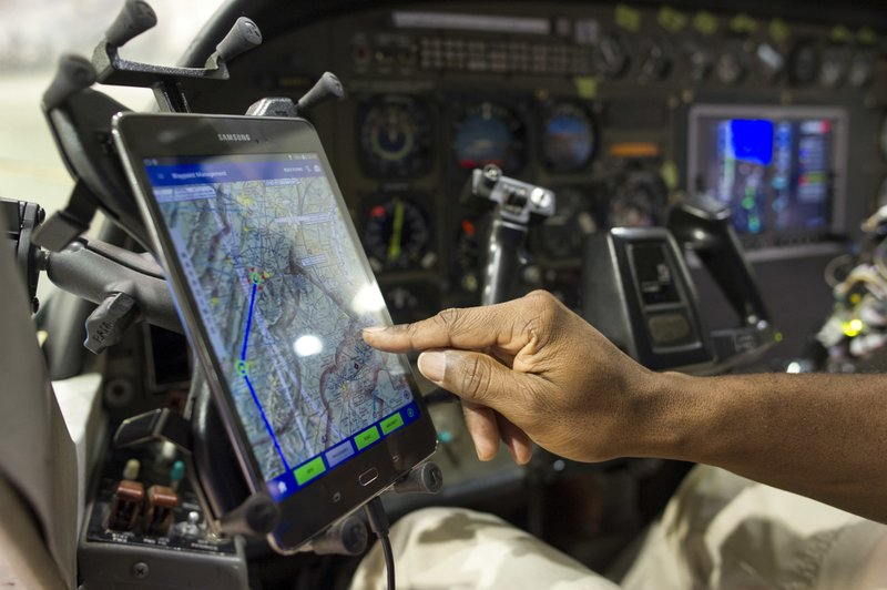 Robot pilots may someday fly passenger and cargo planes