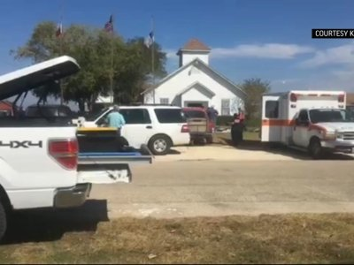 Multiple Deaths in Texas Church Shooting