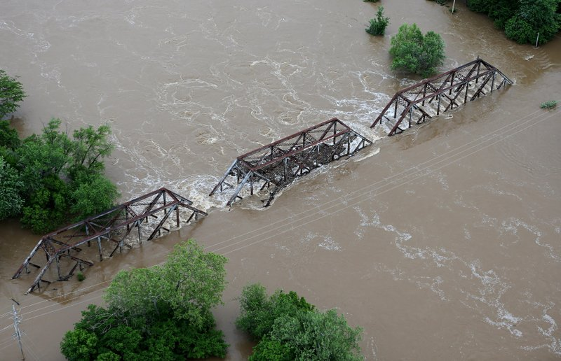 levee breaks, river closure latest fallout from flooding