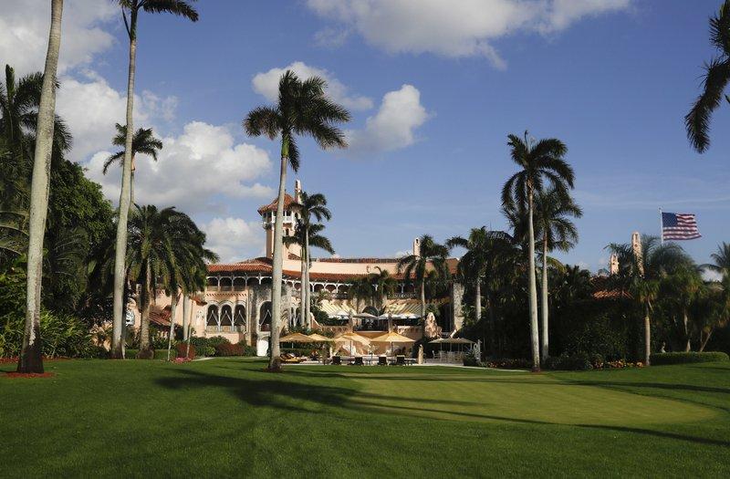 Trump's south Florida estate raises ethics questions