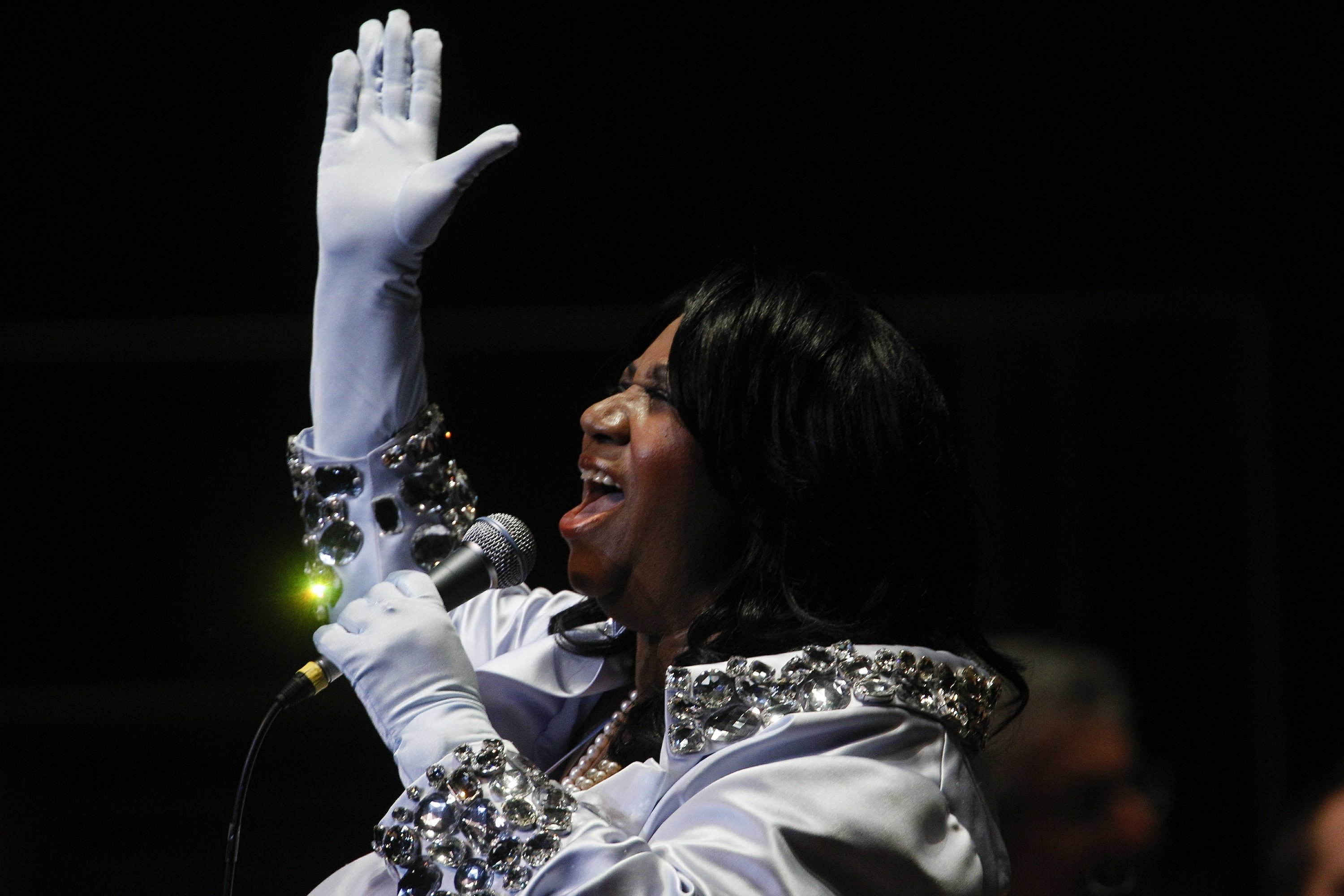 Aretha Franklin's 'Amazing Grace' film finally in theaters