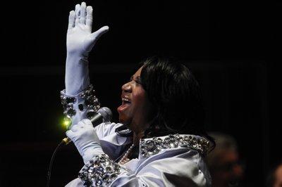 Aretha Franklin, Condoleezza Rice