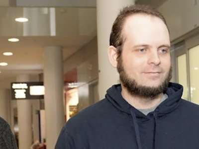 AP Reporter Met Freed Hostages During Return