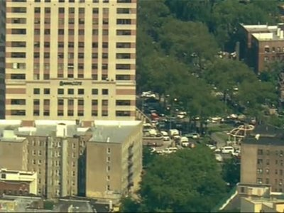 Gunman Dead in Bronx Hospital Shooting