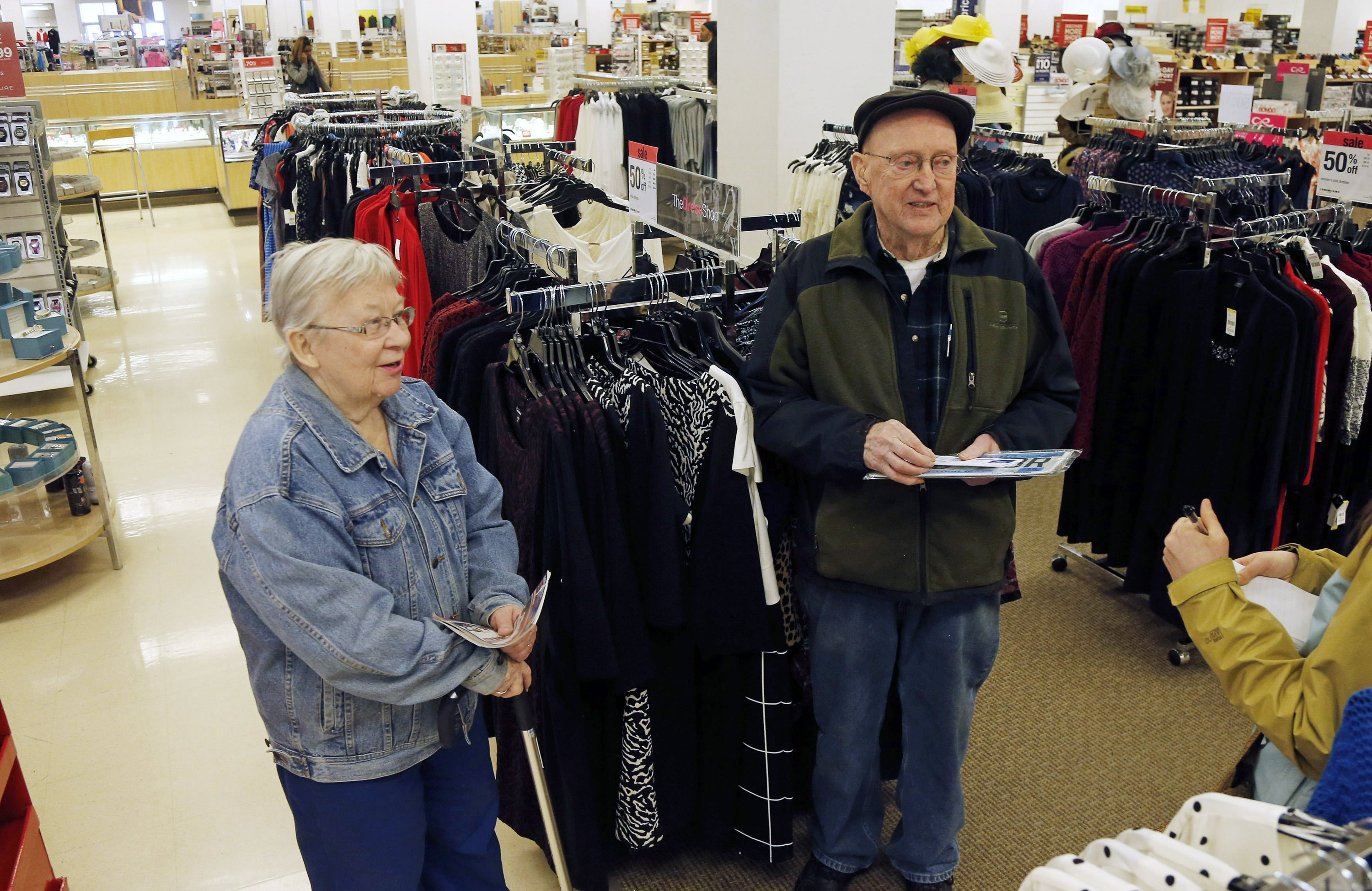 Hard times for Sears as retailer notes doubt about future