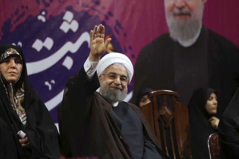 Hassan Rouhani, Shahindokht Molaverdi