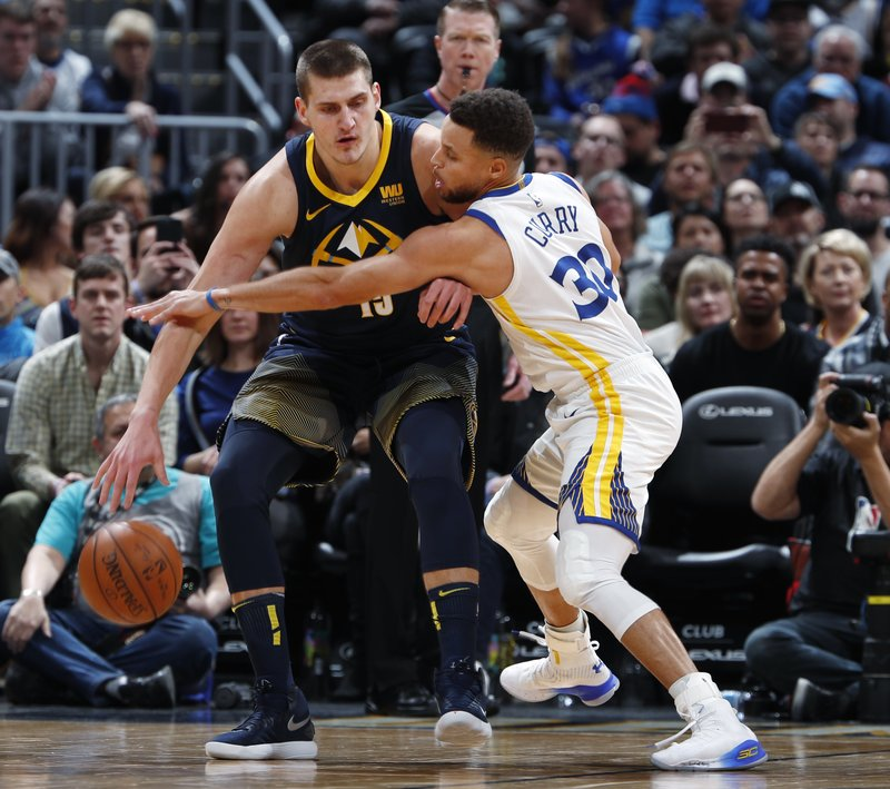 Nikola Jokic, Stephen Curry