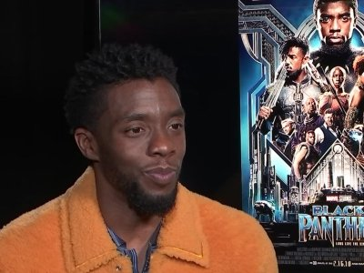 Boseman hoping to surprise fans at screenings