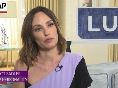 Ex-E! host Catt Sadler finds herself a symbol of wage gap