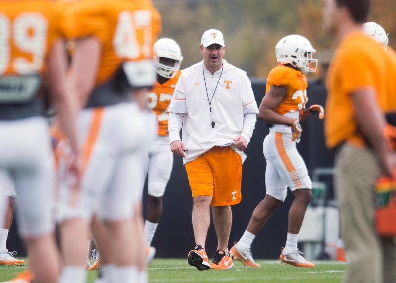 99a64775 New coaching staff alters format of Tennessee's spring game