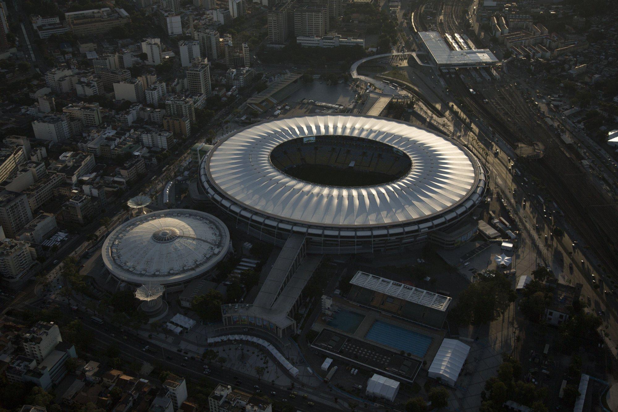 Rio government takes back control of Maracana stadium