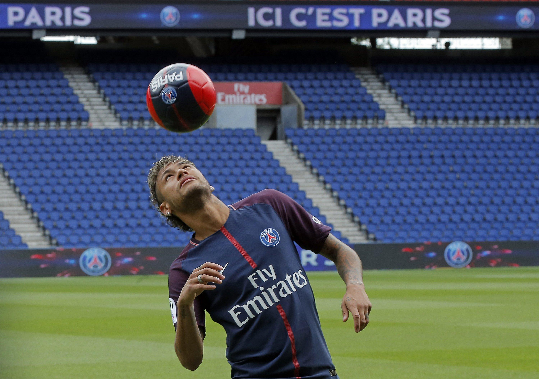 Neymar: Dinero no fue el motivo para fichar por PSG