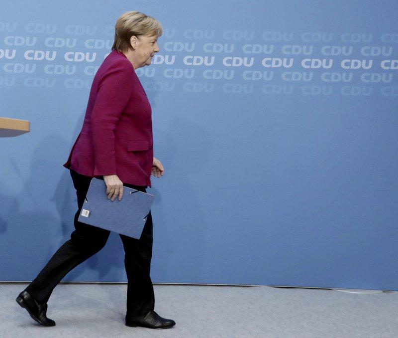 Merkel Won T Seek A 5th Term As German Chancellor