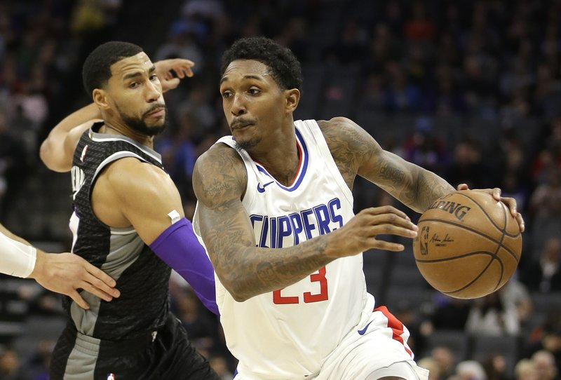 Garrett Temple, Lou Williams