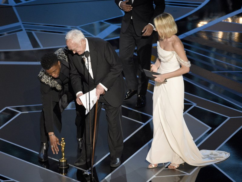 Chadwick Boseman, Margot Robbie, James Ivory