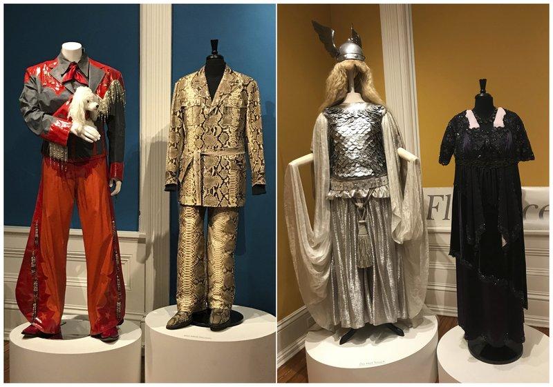 Paramount Costume Exhibit In Ohio Satisfies New Nostalgia